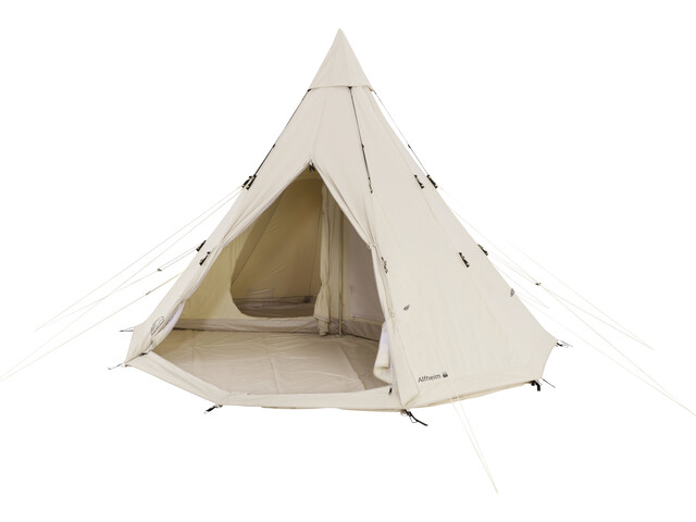 Nordisk Alfheim 19.6 m² Tente Coton technique, natural